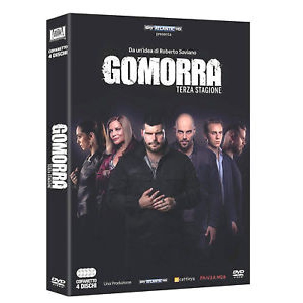 Box-gomorra La Serie St.3