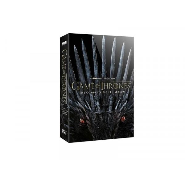 Il Trono Di Spade 8 (box 4 Dv)