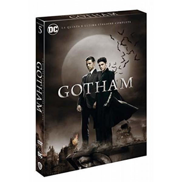 Gotham St.5 (box 3 Dv)