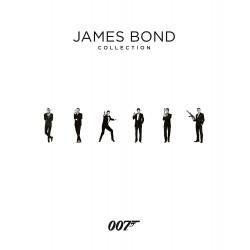 007 James Bond Coll. ( Box 24 Dv )