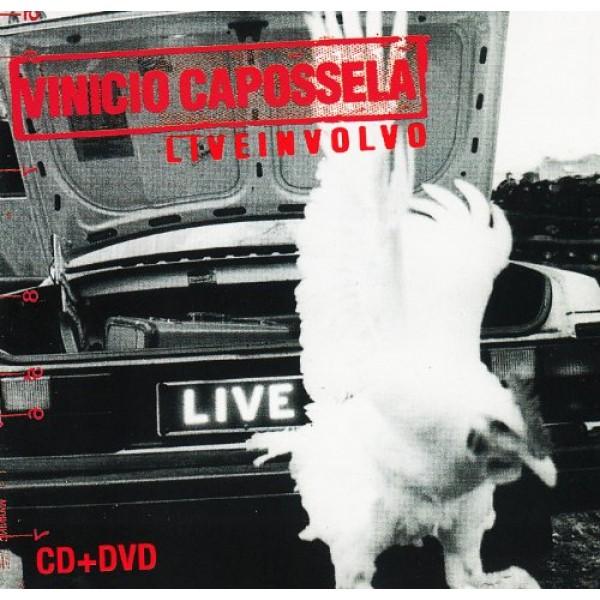CAPOSSELA VINICIO - Live In Volvo (cd+dvd)