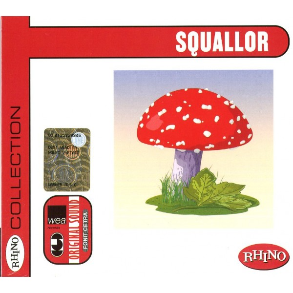 SQUALLOR - Collection (digipack)