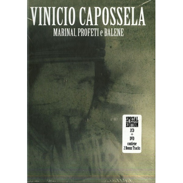 CAPOSSELA VINICIO - Marinai Profeti E...(spec.edt.)2cd+dvd