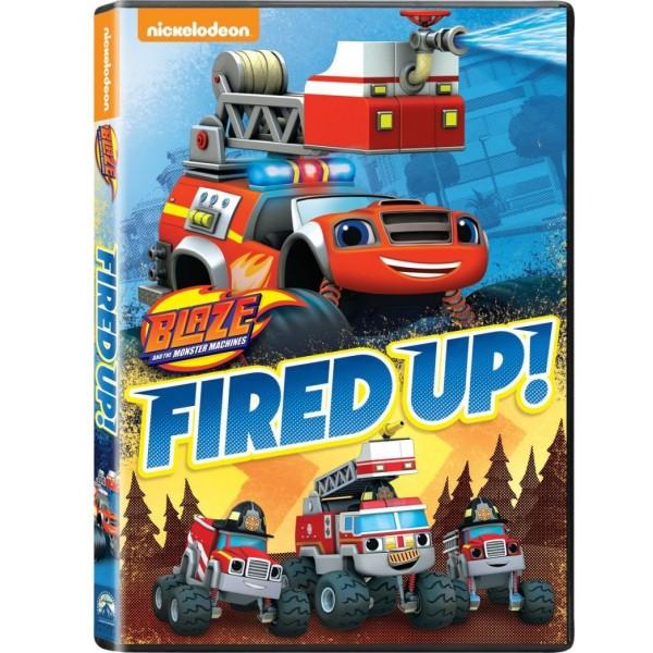 Blaze E Le Mega Macchine: Blaze Il Pompiere