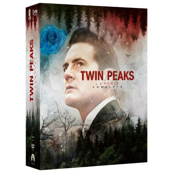 Twin Peaks - Coll.comp. St.1-3 (box 20 Dv)