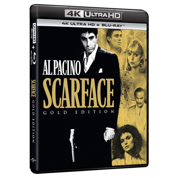 Scarface (4k+br)