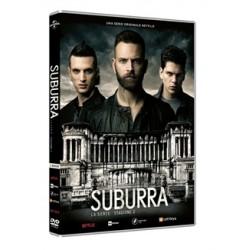 Suburra - St.2 (box 3 Dv)