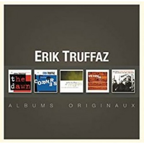 TRUFFAZ ERIK - Original Album Series The Dawn & Bending New Corn (box)