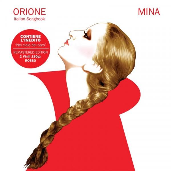 MINA - Orione (italian Songbook) (180 Gr. Vinyl Red Remastered Edt.)