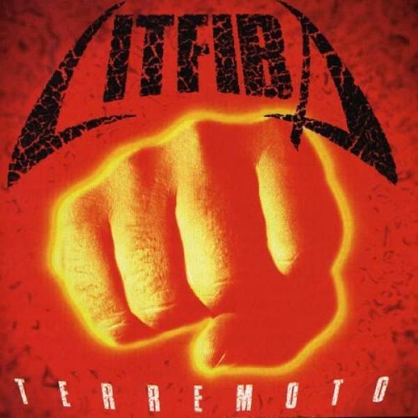 LITFIBA - Terremoto (180 Gr. Vinile Fume