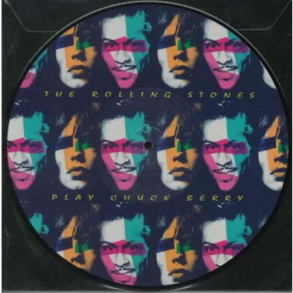 ROLLING STONES - Play Chuck Berry (picture Disc)