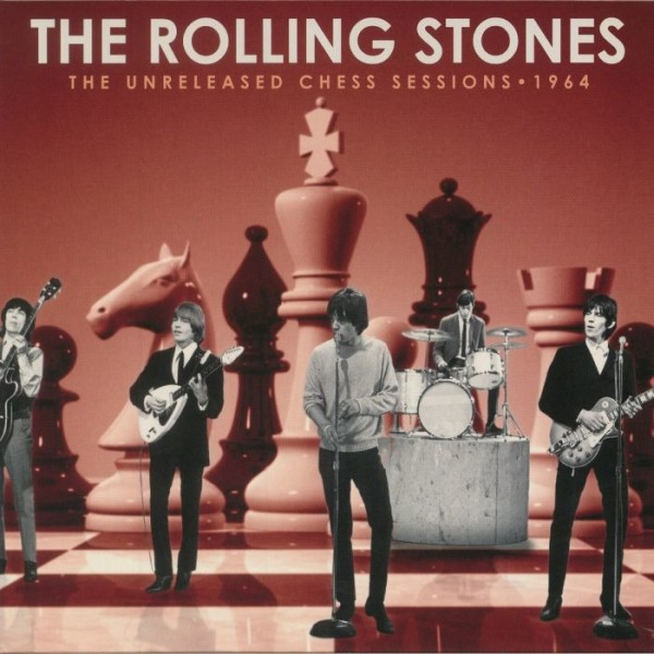 ROLLING STONES - Unreleased Chess Sessions 1964 (coloured 10 Inch Vinyl)
