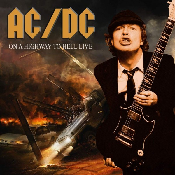 AC/DC - On A Highway To Hell Live! (box 10 Cd)