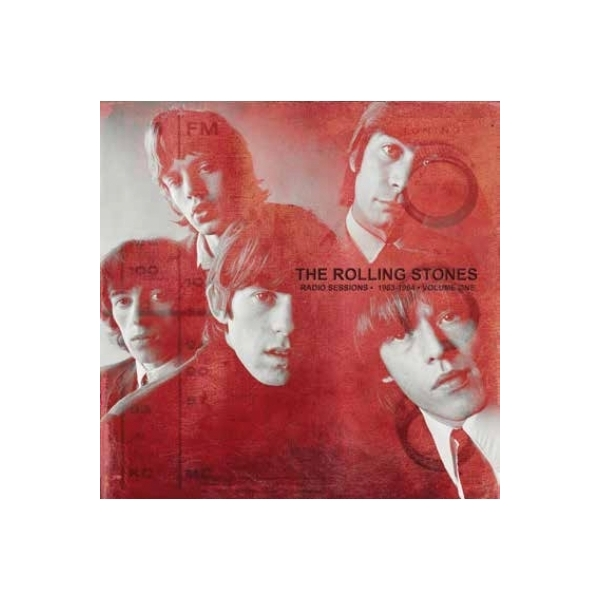 ROLLING STONES - Radio Sessions Vol 1 1963-1964 (red Viny