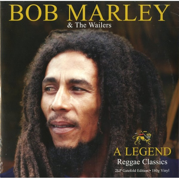 MARLEY BOB - A Legend-reggae Classic (2lp 180gr.)