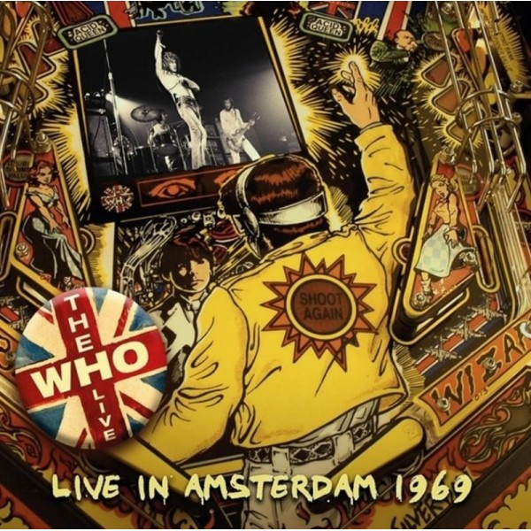 WHO THE - Live In Amsterdam 1969