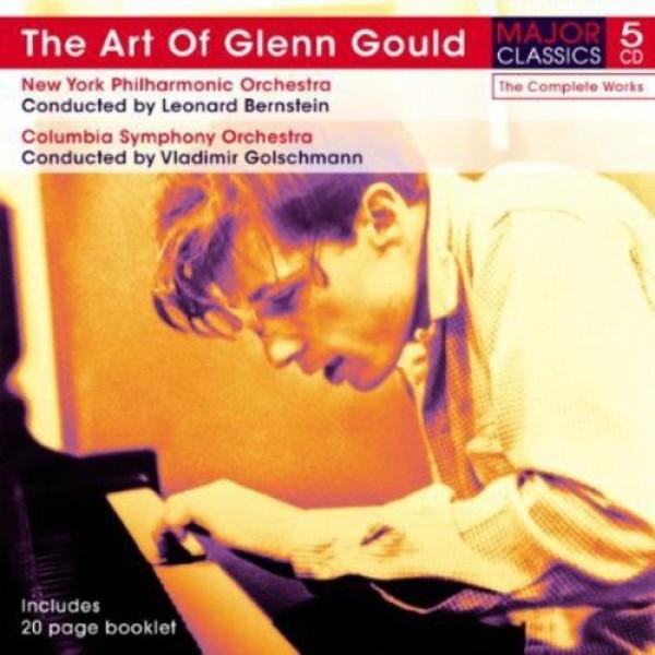 GLENN GOULD - The Art Of