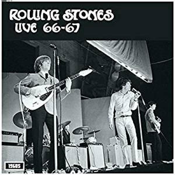 ROLLING STONES - Live In Melbourne, Paris & London