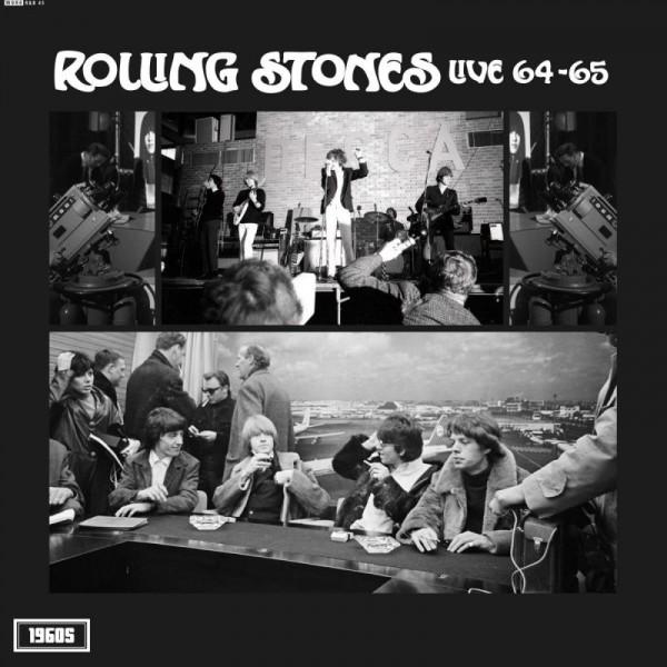 ROLLING STONES - Live In London & Los Angeles-let The Airwaves Flow 3 (crossing The Atlantic)