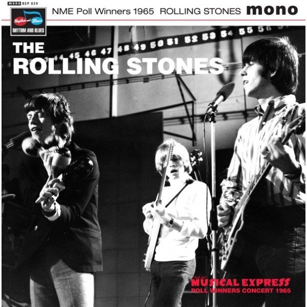 ROLLING STONES - Nme Poll Winners 1965 Ep