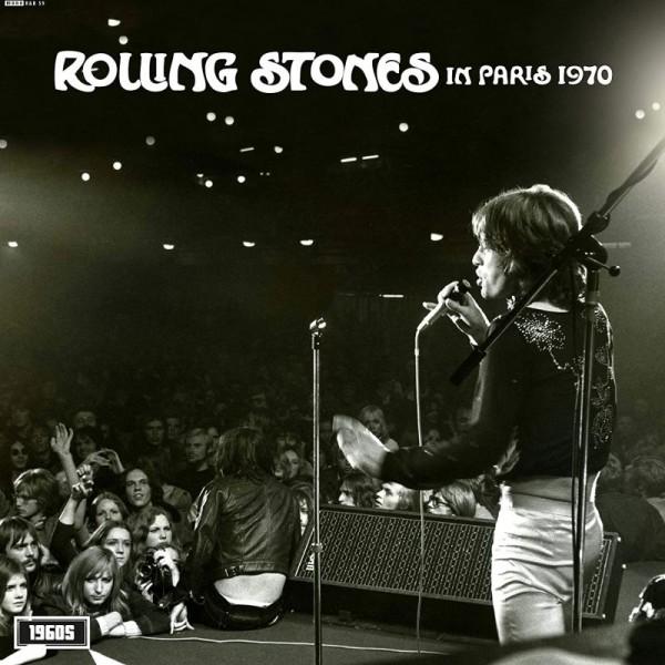 ROLLING STONES THE - Let The Airwaves Flow Volume 5 Paris 1970