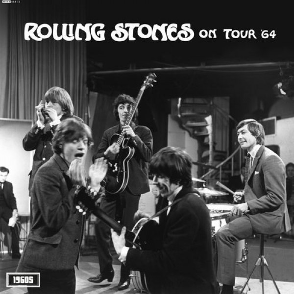 ROLLING STONES THE - Let The Airwaves Flow Volume 6 (on Tour 1964)
