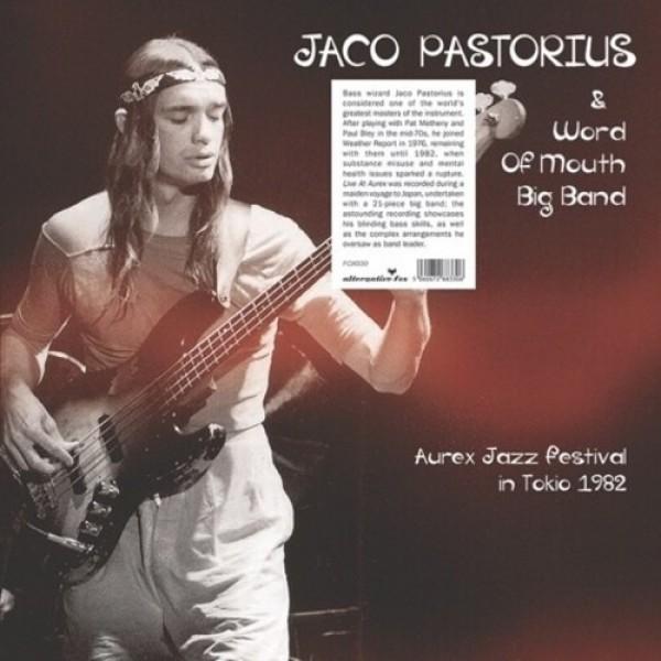 PASTORIUS JACO - Live At Aurex