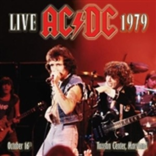 AC/DC - Live At Towson Center, Maryland, 16.10.7