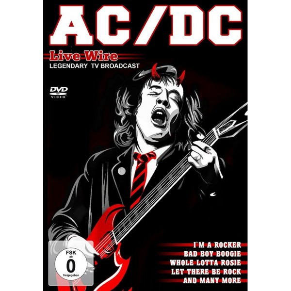 AC/DC - Live Wire. Tv Broadcasts 1976-1979