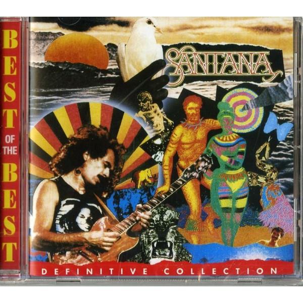 SANTANA - The Definite Collection