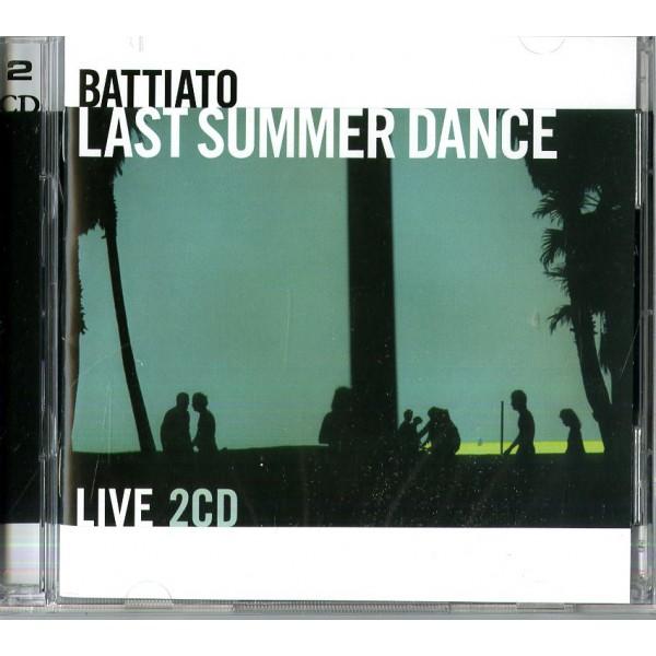 BATTIATO FRANCO - Last Summer Dance Live