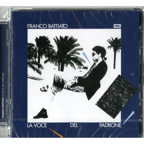 BATTIATO FRANCO - La Voce Del Padrone (2008 Remastere