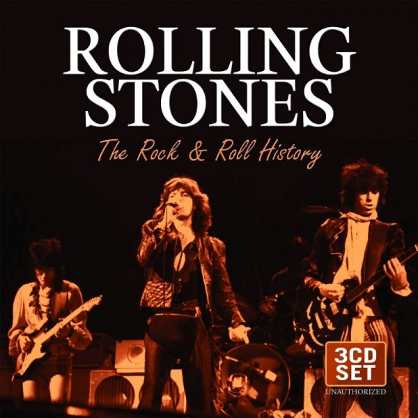 ROLLING STONES - The Rock & Roll History