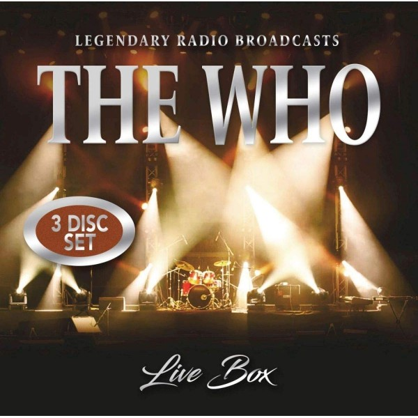 WHO THE - Live Box