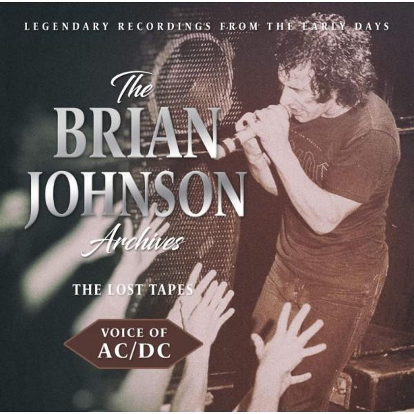 JOHNSON BRIAN - The Brian Johnson Archives