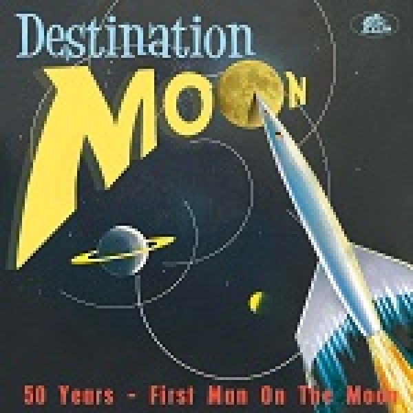 COMPILATION - Destination Moon 50 Years - First Man On The Moon