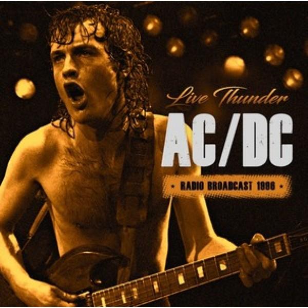 AC/DC - Live Thunder