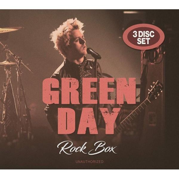 GREEN DAY - Rock Box