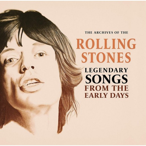 ROLLING STONES - Legendary Songs From The Early Days