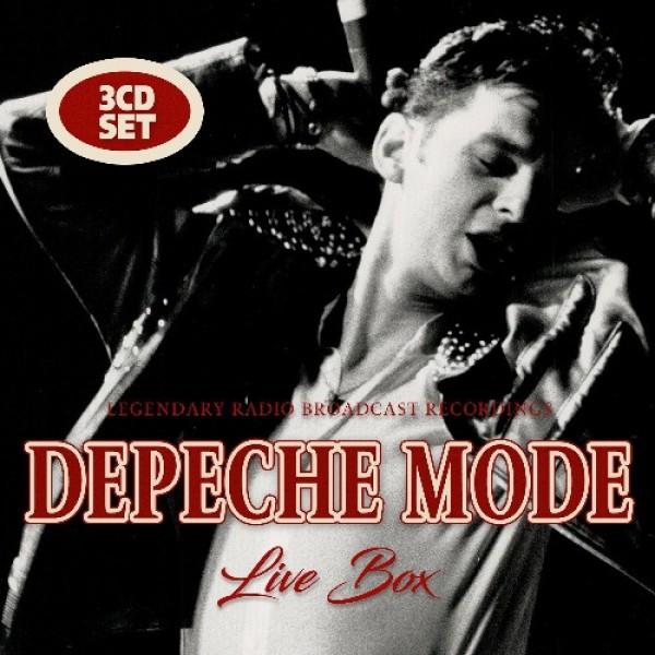 DEPECHE MODE - Live Box