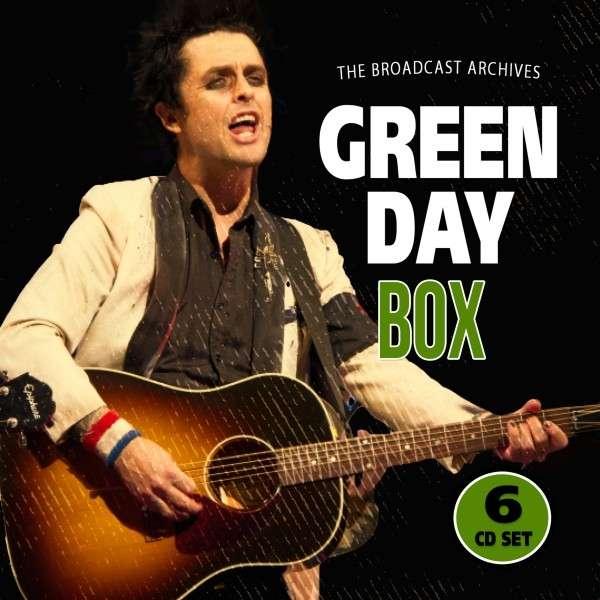 GREEN DAY - Box (6 Cd)