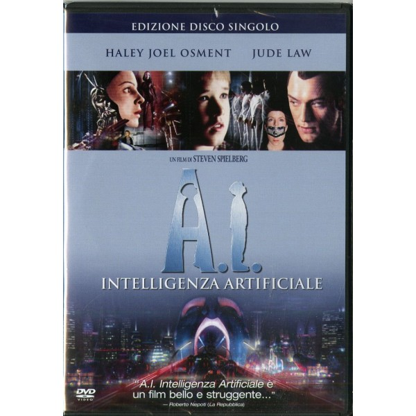 A.i. Intelligenza Artificiale (sing