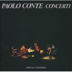 CONTE PAOLO - Concerti (180 Gr. Gatefold Vinyl White Xmas Edt. + Poster)