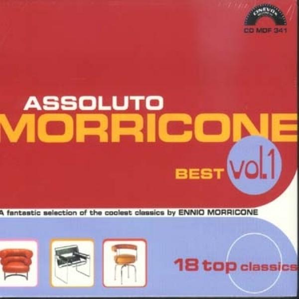 MORRICONE ENNIO - Assoluto Morricone