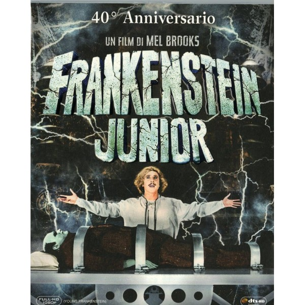 Frankenstein Junior (40