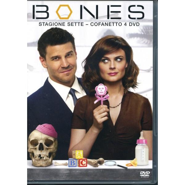 Bones St.7 (box 4 Dv)