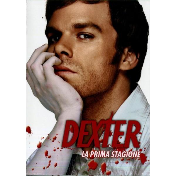 Dexter Stg.1 (box 4 Dvd)