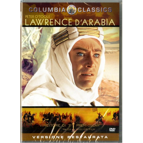 Lawrence D'arabia (vers.rest.)