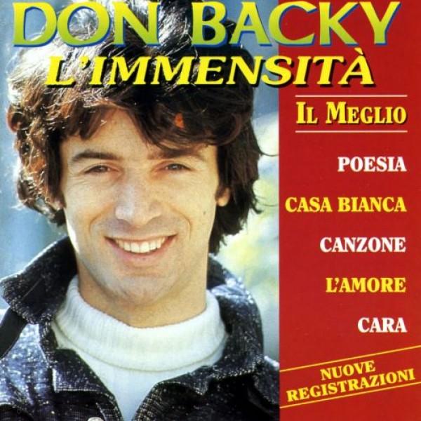 DON BACKY - Il Meglio