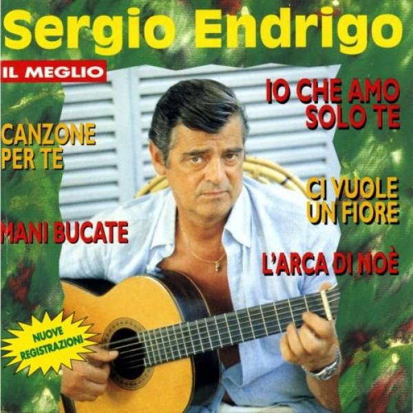 ENDRIGO SERGIO - Il Meglio